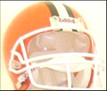 Cleveland Browns 1975-05 Throwback Full Size Replica Helmet