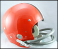 Cleveland Browns Full Size TK Suspension Throwback Helmet 1962-74