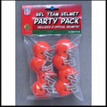 Cleveland Browns Gumball Helmet Party Pack