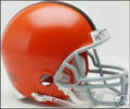 Cleveland Browns 2006-2014 Mini Replica Helmet