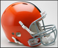 Cleveland Browns Revolution Full Size Authentic Helmet