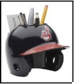 Cleveland Indians Mini Helmet Desk Caddy