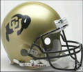 Colorado Buffaloes Full Size Authentic Helmet