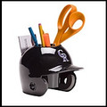 Colorado Rockies Mini Helmet Desk Caddy