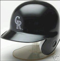 Colorado Rockies Mini Replica Batting Helmet
