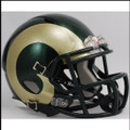 Colorado State Rams NCAA Mini Speed Football Helmet