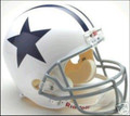 Dallas Cowboys 1960-63 Throwback Full Size Replica Helmet