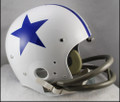Dallas Cowboys Full Size TK Suspension Throwback Helmet 1960-63