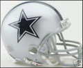 Dallas Cowboys Mini Replica Helmet