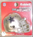 Dallas Cowboys NFL Pocket Pro Single Football Helmet
