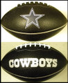 Dallas Cowboys NFL PT6 Full Size Black Football