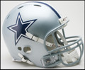 Dallas Cowboys Revolution Full Size Authentic Helmet