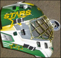 Dallas Stars NHL Full Size Street Extreme Youth Goalie Mask