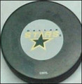 Dallas Stars NHL Logo Puck