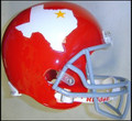 Dallas Texans 60-62 & KC Chiefs 2009-10 TB Full Size Replica Helmet