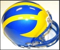 Delaware Fightin Blue Hens Mini Replica Helmet