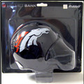Denver Bronco Helmet Bank