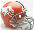 Denver Broncos 1966 Throwback Full Size Replica Helmet
