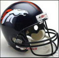 Denver Broncos Full Size Replica Helmet