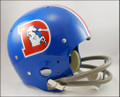 Denver Broncos Full Size TK Suspension Throwback Helmet 1968-74