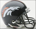 Denver Broncos Mini Replica Helmet