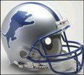 Detroit Lions 1983-02 Throwback Full Size Authentic Helmet