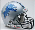 Detroit Lions Full Size Authentic Helmet