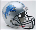 Detroit Lions New 2009 Full Size Replica Helmet