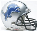 Detroit Lions New 2009 Mini Replica Helmet