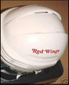 Detroit Red Wings Mini NHL Replica Hockey Helmet