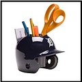 Detroit Tigers Mini Helmet Desk Caddy