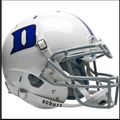 Duke Blue Devils Authentic Schutt XP Football Helmet