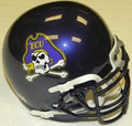 East Carolina Pirates Mini Authentic Schutt Helmet
