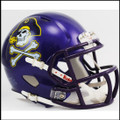 East Carolina Pirates NCAA Mini Speed Football Helmet