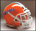 Florida Gators Mini Authentic Schutt Helmet