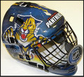 Florida Panthers 2011-2012 Youth Size Goalie Mask