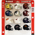 Big 12 Riddell Revolution Pocket Pro Set