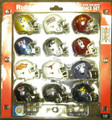 BIG 12 Conference Pocket Pro Helmet Set 2015