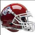 Fresno St Bulldogs Authentic Schutt XP Football Helmet