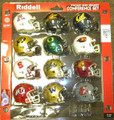 PAC 12 Conference Pocket Pro Helmet Set 2015