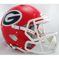 Georgia Bulldogs Authentic Speed Helmet