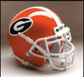 Georgia Bulldogs Full Size Authentic Schutt Helmet