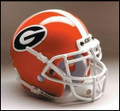 Georgia Bulldogs Full Size Replica Schutt Helmet