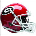 Georgia Bulldogs Full XP Replica Football Helmet Schutt