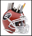 Georgia Bulldogs Helmet Desk Caddy
