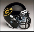 Grambling State Tigers Mini Authentic Schutt Helmet