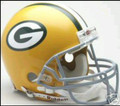 Green Bay Packers 1961-79 Throwback Full Size Authentic Helmet