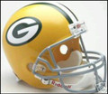 Green Bay Packers 1961-79 Throwback Full Size Replica Helmet
