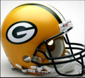 Green Bay Packers Full Size Authentic Helmet