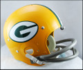 Green Bay Packers Full Size TK Suspension Throwback 61-79 Helmet